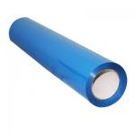 Decal PU Trung Quốc màu xanh nước biển - T006