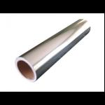 Decal nhiệt mầu bạc hiệu ứng gương R001