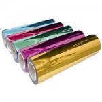 Decal hiệu ứng kim loại - Metallic Effect