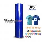 Cuộn decal xanh tím PVC khổ 60cm x 50m giá siêu rẻ - khodecal.com