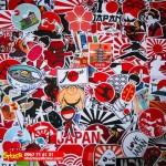 In tem nhãn decal, sticker, logo ép nhiệt hàng xuất Châu Âu giá cạnh tranh