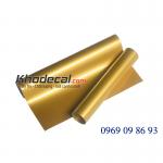 Decal nhũ vàng Gold Light cực đẹp ép hàng Authentic - 0969 09 86 93