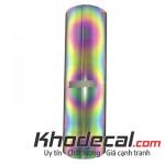 Decal PVC Hàn Quốc màu phản quang 7 màu